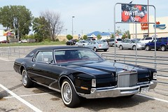 1972 Lincoln Continental Mark IV (DVS1mn) Tags: black cars hardtop car mark continental lincoln 1972 iv 72 luxury fomoco 2door fordmotorcompany