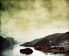close your eyes (silviaON) Tags: norway landscape september fjord ie textured 2012 soulscapes memoriesbook bsactions pioneerwomanactions magicunicornverybest flypapertextures