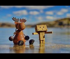 Toy Story (Richard Larssen) Tags: blue sea seascape water norway landscape toy photography coast norge amazon long exposure foto sony norwegen moose filter richard alpha polarizer circular rogaland a77 danbo polarizing egersund nd110 dalane larssen danboy richardlarssen sal1650