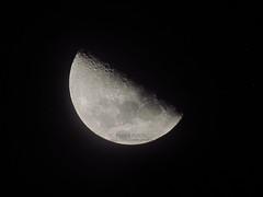 Karen Porcell (Karen-Photos) Tags: chile santiago moon night canon photography noche luna powershot fotografia stgo puentealto ptealto sx30is