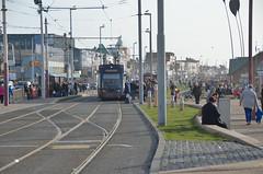 DB05157 004 2015-10-29 THUR BLACKPOOL (davruss001) Tags: tram blackpool 004