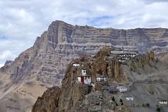 SPI_192 (soggy_3_16) Tags: spiti himalayas landscape nikon d90 dhankar mon monastery