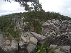 G0203354 (Tom Vymazal) Tags: goprohero4 gopro hero4 hory esk republika rozhledna vyhldka skly skaln msto prachovsk panoramata stezky jn hrad kost trosky cyklovlet pamtky