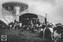 George Fitzgerald at Bluedot, Jodrell Bank DIscovery Centre (tw332) Tags: bw blackwhite bluedot bluedotfestival concert festival georgefitzgerald jodrellbank jodrellbankdiscoverycentre lights lovelltelescope radiotelescope stagelights telescope