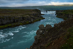 Gafoss (paolo-p) Tags: acqua water cascate waterfalls gafoss islanda iceland