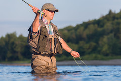 DSC_4351 (gastch77) Tags: flyfishing nikon newbrunswick canada tamron7020 atlanticsalmon casting summer river outdoors simms patagoniaflyfishing