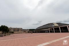 Palau Sant Jordi (andrea.prave) Tags: anellaolmpica montjuc palausantjordi olimpic olimpiadi 1992 barcellona catalogna spagna espana catalua catalonha reinodeespaa espaa hispania spain catalunya spanien espagne