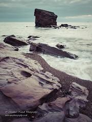 At The Waters Edge (Matthew Nuttall Photography) Tags: necoast northeast northeastcoast northumberland sea seastack seascape seatonsluice uk ukcoast ukcoastline