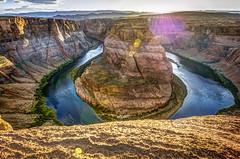 Horse Shoe Bend (Ruggero Poggianella Photostream ) Tags: usa 2016 page horseshoebend arizona canyon