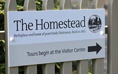 The Homestead (Lala Lands) Tags: emilydickinson thehomesead amherstma 1813 poet