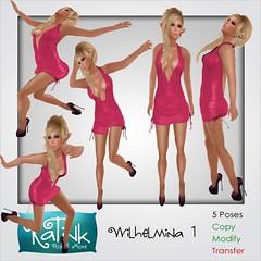 KaTink - Wilhelmina Set 1 (Marit (Owner of KaTink)) Tags: katink my60lsecretsale annemaritjarvinen photography 3dworlds secondlife sl 3dworldphotography salesinsl salesinsecondlife 60l 60lsales singleposes femaleposes modeling