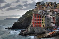 Riomaggiore, Cinque Terre Italy (chris meiracker) Tags: riomaggiore cinqueterre italy 2016 nikon d800 2470