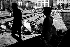 Images on the run.. (Sean Bodin images) Tags: kulturhavn kulturhavn2016 streetphotography streetlife strget urbanlife urban photojournalism documentery reportage people copenhagen harbor summer 2016