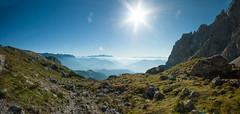 Hochkönig (WolfiNim) Tags: hochkönig landschaft panorama berg mountain sun outdoor gebirge