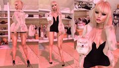 Post 109: Glamour never takes a day off (Paula Matsuo) Tags: empire birdy lamb amala majesty arcade letre