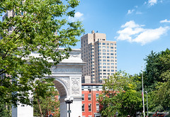 20_20160726_westheim_36 (Henry Westheim Photography) Tags: approved greenwichvillage park newyorkcity nyc usa outdoors arch urban architecture landmark washington square
