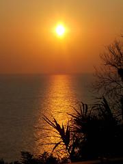 Sunrise at Torre Mucchia 3 (Twitter: @GrowLikeGrandad) Tags: sunrise ortona italysunrise
