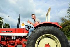 DSC_4395 (2) (Kopie) (Rhoon in beeld) Tags: rhoon landbouwdag essendijk 2016 tractor trekker pulling historische