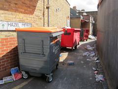 geotagged litter rubbish mews dumping haringey woodgreen alexandraroad londonn8 tradewaste hazelmews geo:lat=515932006596657 geo:lon=010771314715191238