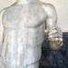 Polykleitos, Doryphoros, detail with torso