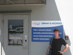 """Museum of Flight Library, Seattle • <a style=""""font-size:0.8em;"""" href=""""http://www.flickr.com/photos/82112822@N00/7755655396/"""" target=""""_blank"""">View on Flickr</a>"""