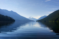 Ross Lake Reflections (North Cascades National Park) Tags: lake reflection ross glacier jackmountain nohokomeen
