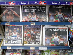 Mo-mentous (duncan) Tags: london newspapers olympics 2012 olympics2012 london2012 momentous londonolympics mofarah