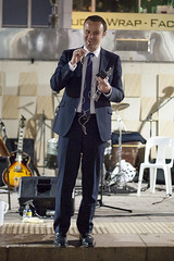 ACT Deputy Chief Minister Andrew Barr (Inspiring the ACT) Tags: 2012 garemaplace nationalscienceweek 10august2012