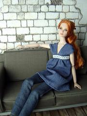 Dollcenter 2012 (Levitation_inc.) Tags: girls fashion model doll ooak barbie levitation style muse clothes poppy eden dynamite royalty parker hommes mantra pivotal