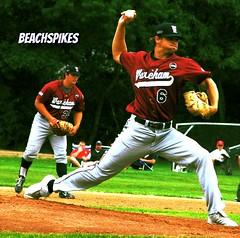 Picture 33240 BEACH BASEBALL/KENDALL GRAVEMAN- WAREHAM @ YARMOUTH-DENNIS  8/15/2012 (BEACHSPIKES PHOTOS) Tags: sports cape cod