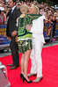 Fearne Cotton and Leigh Francis aka Keith Lemon 'Keith Lemon the Film' World premiere held at the Odeon West End