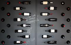 A matter of presentation (Tony-graphy) Tags: italy design wine rack cave luxury cellar classy tonygraphy tonygrav