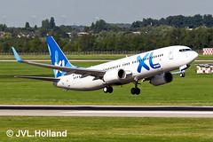 D-AXLE  120810-164_C1  eddl  JVL~Holland (JVL.Holland John & Vera) Tags: canon germany europa aircraft airline g1 boeing nordrheinwestfalen dus daxle gxl eddl düsseldorfinternationalairport xlairwaysgermany b7378q8 jvlholland