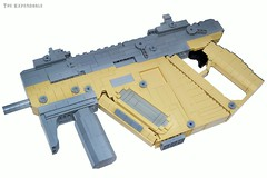 lego kriss vector instructions
