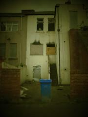 thursday (MissCrowy) Tags: street city uk urban abandoned industry broken decay 99 society northn