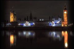Parliament projections (Barney - Ian B) Tags: london parliament tannigreythompson