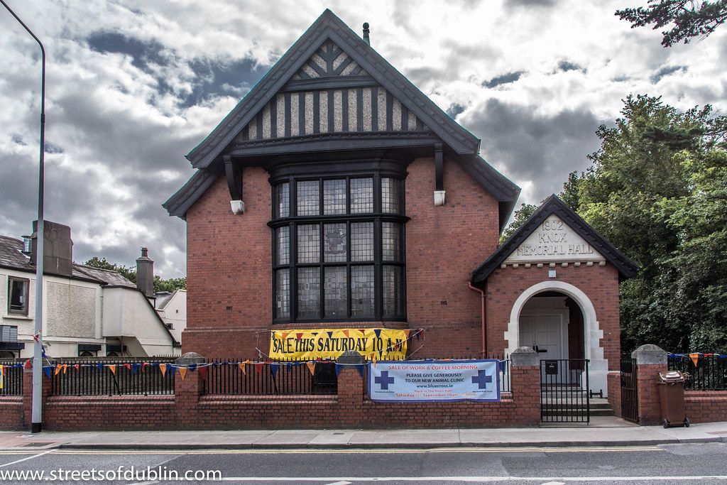 Knox Memorial Hall, Monkstown