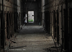 Ghostly Hallway (scottnj) Tags: abandoned halloween scary ghost haunted hallway horror esp scottnj ghostlyhallway