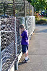 Boy seeks fish (Jeff Youngstrom) Tags: nathan issaquah