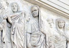 Ara Pacis, Marcus Vipsanius Agrippa