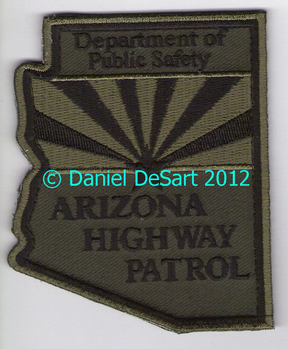 Arizona Department of Public Safety (Current Highway Patrol SWAT)