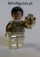 Tony Stark in visiting suit (minifigures.pl) Tags: lego legosuperhero legochrome