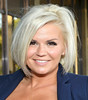 Kerry Katona Celebrities arrive at Katherine Lynch's new RTE show 'The Big Fat Breakfast Show', RTE, Dublin, Ireland
