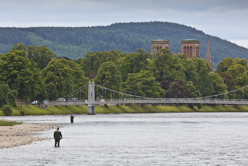 Ness Islands, Inverness