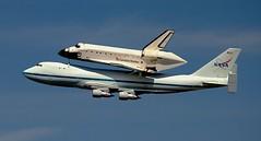 Space Shuttle Endeavor - Last Flight (sjmonty99) Tags: last la losangeles los angeles space flight final shuttle lax endeavor sjmonty99