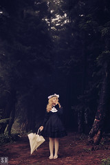 SDF_0503 (SendoFu) Tags: bonnet ボンネット エプロン風スカート blouse bl ブラウス headbow kc カチューシャ bnt 蕾絲 維多利亞 jsk op onepiecedress ワンピース jumperskirt ジャンパースカート nop lolita lolitafashion 蘿莉塔 蘿莉塔時裝 ロリータ・ファッション sweetlolita classicallolita