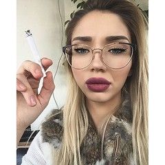 Sexy blonde blogger with glasses (GirlsWithGlassesGallery) Tags: blonde hotgirls sexygirls girlswithglasses hotblonde sexyblonde girlswearingglasses hotgirlsinglasses hotgirlswithglasses blondegirlwithglasses girlswithbigglasses blondegirlswithglasses