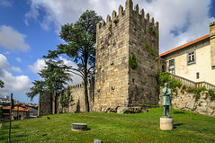 Porto Medieval Wall 1498 (_Rjc9666_) Tags: arquitectura castelo castle fortification medieval medievalwall midleage monument monumento nikond5100 places porto portugal street tokina1224dx2 urbanphotography wall ruijorge9666 pt