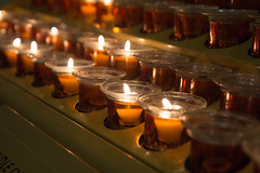 Candles (stynxno) Tags: newyorkcity saintpatrickscathedral