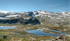 Folgefonna Nationalpark (Krnchen59) Tags: mountains norway nationalpark pentax urlaub natur norwegen berge elke ks2 krner folgefonna jondal krnchen59